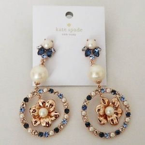 KATE SPADE Wild Gardens Drop Earrings